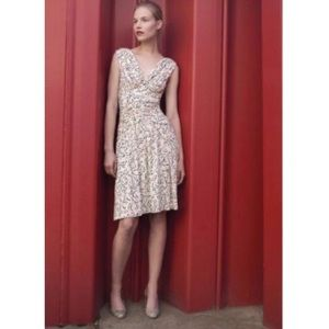 Anthropologie Deletta Cloud Rose Dress